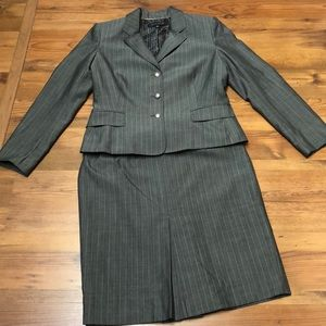 Skirt suit by Anne Klein